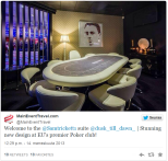 Sam Trickett Gets His Own High Roller Room